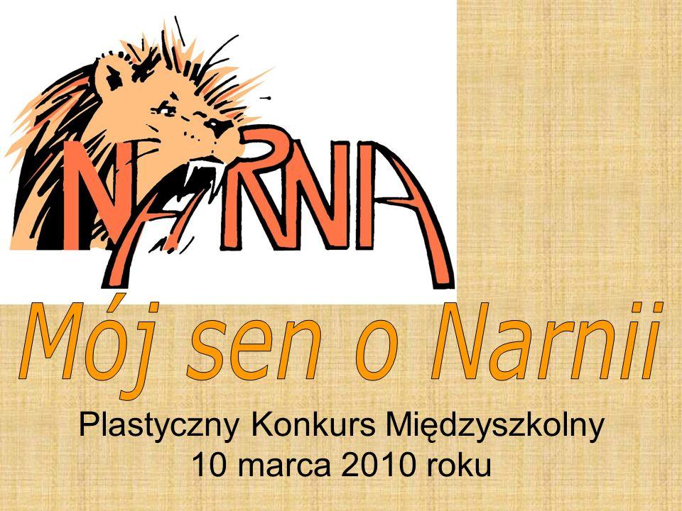 Plastyczny Konkurs Międzyszkolny 10 marca 2010 roku