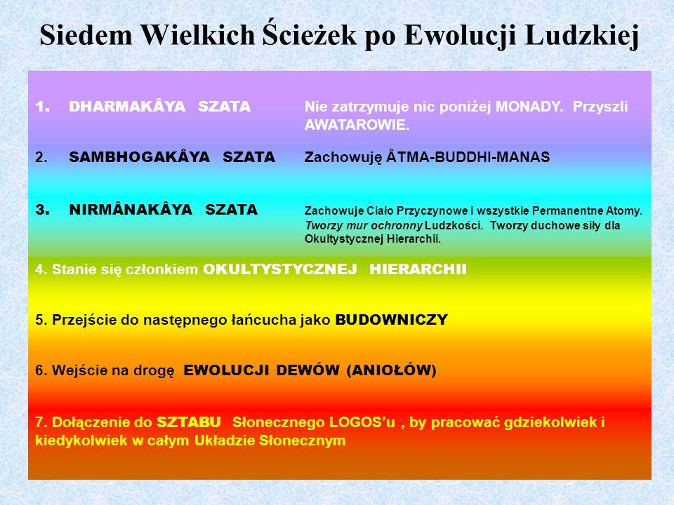 Siedem Wielkich Ścieżek po Ewolucji Ludzkiej