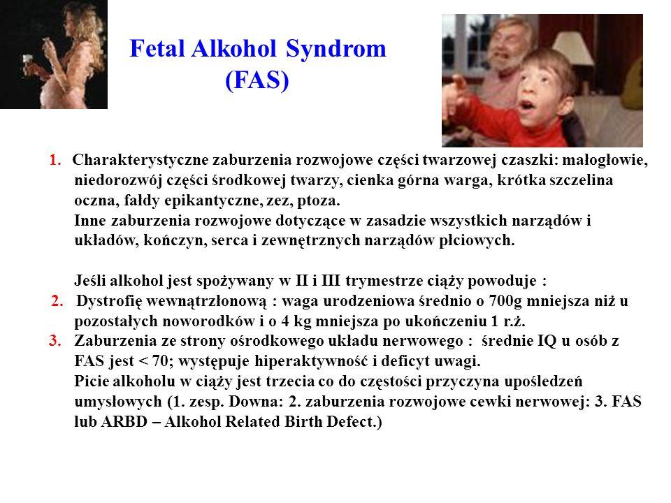 Fetal Alkohol Syndrom (FAS)