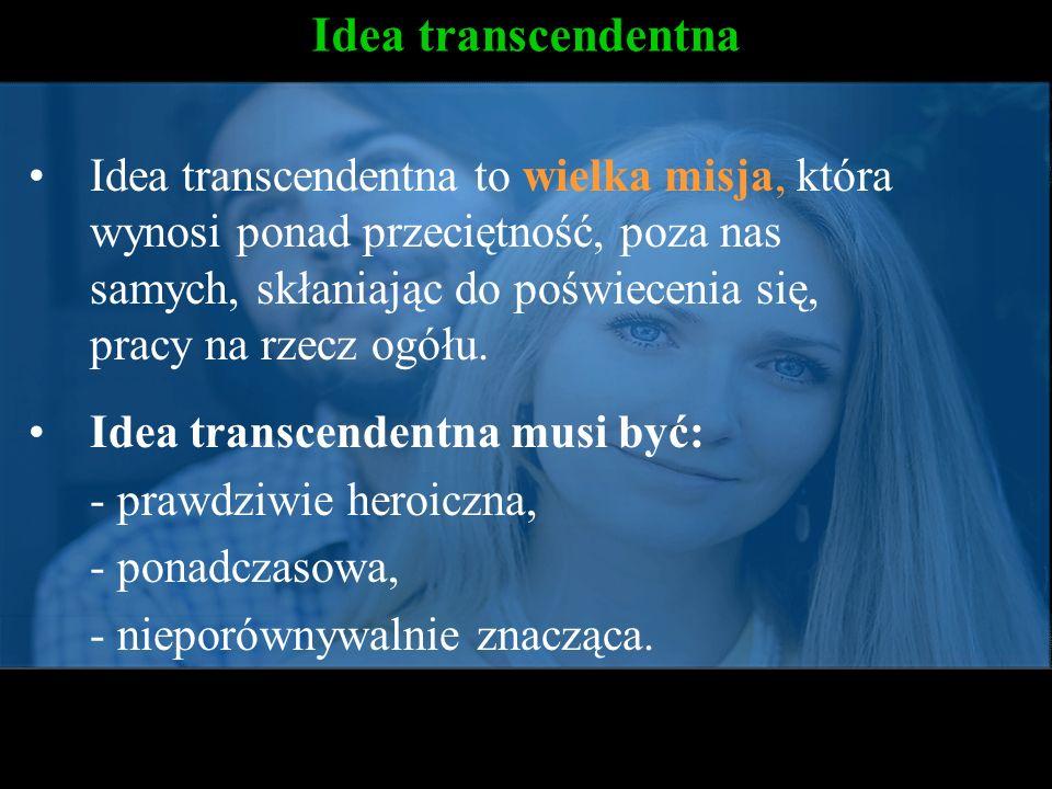 Idea transcendentna