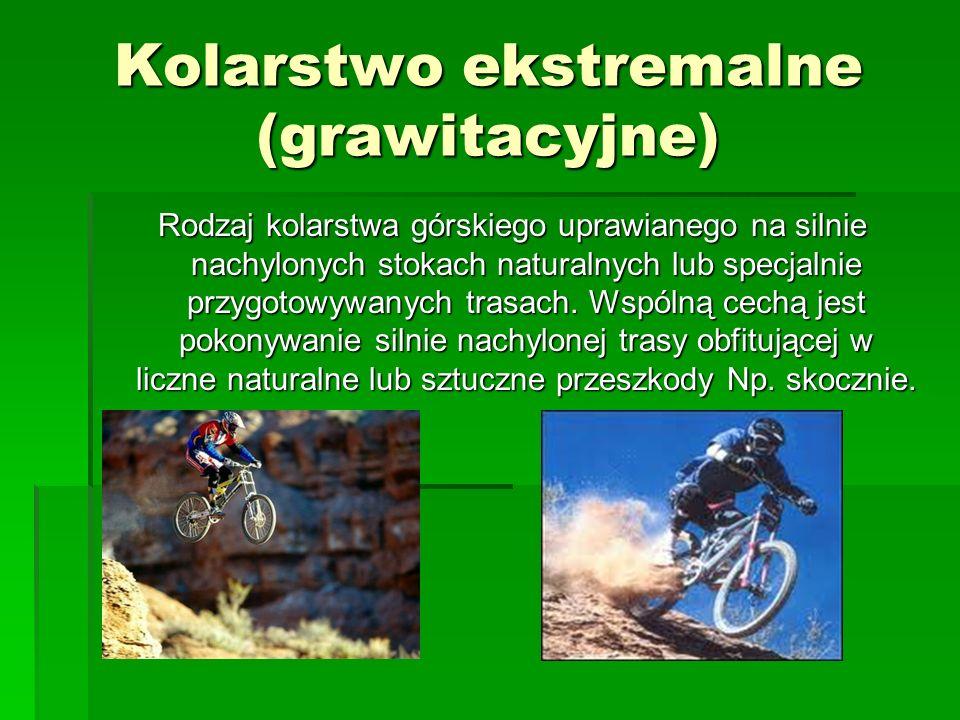 Kolarstwo ekstremalne (grawitacyjne)