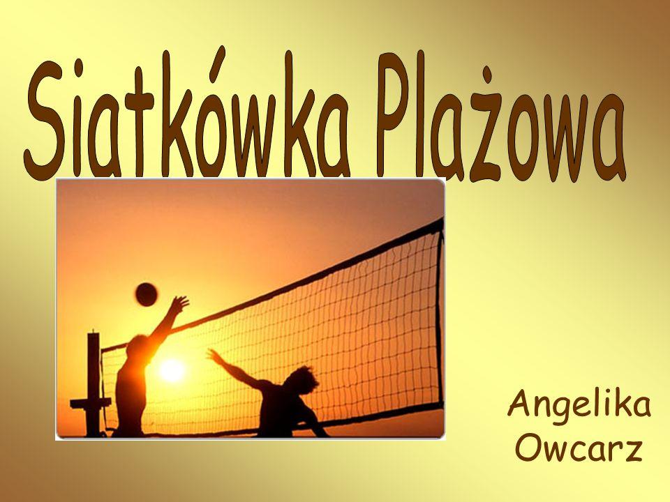 Siatkówka Plażowa Angelika Owcarz