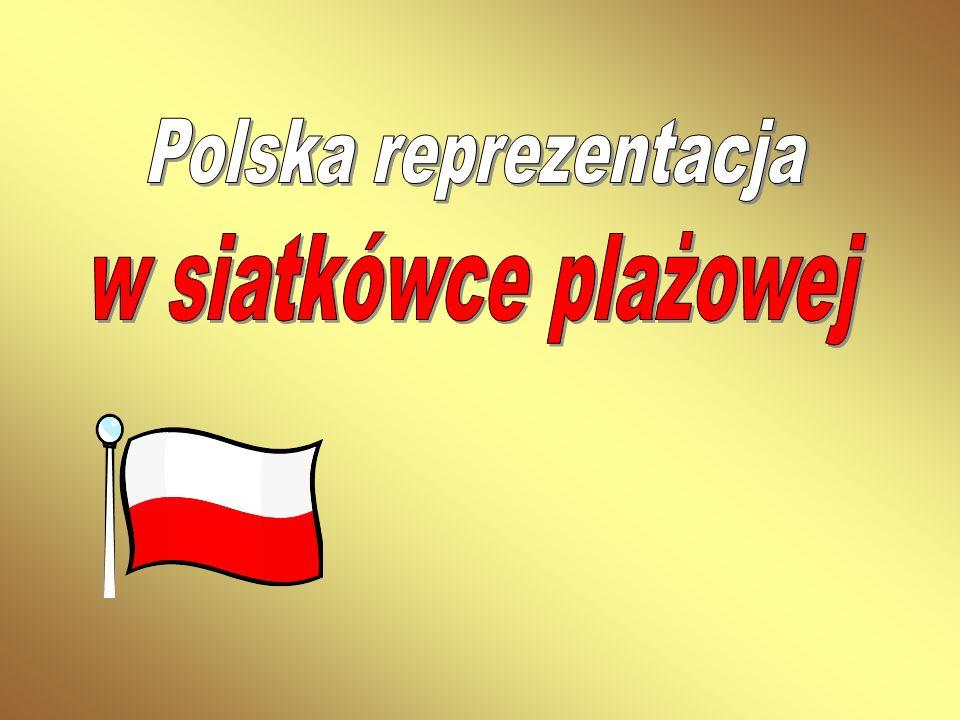 Polska reprezentacja w siatkówce plażowej