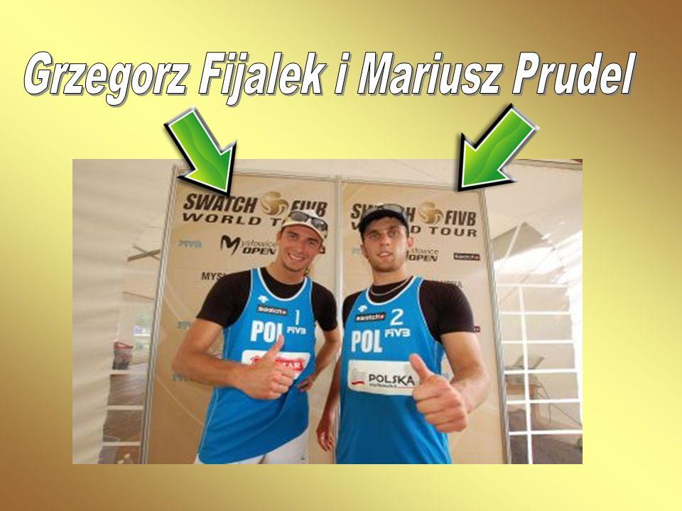 Grzegorz Fijalek i Mariusz Prudel