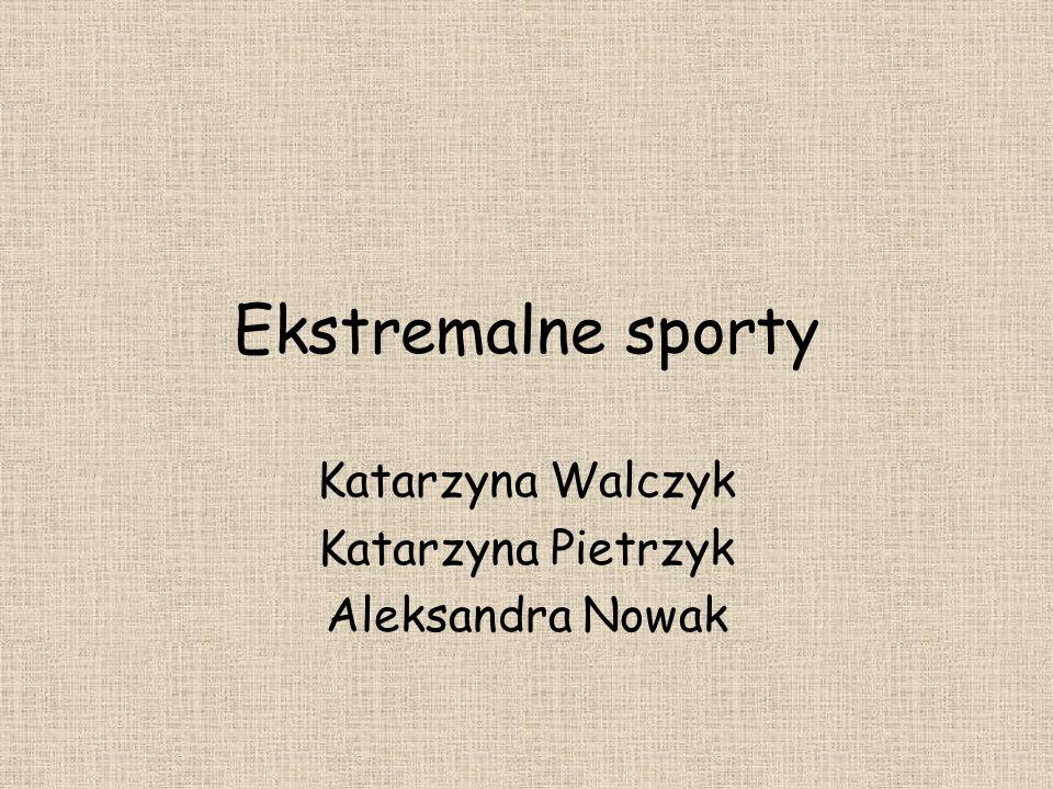 Katarzyna Walczyk Katarzyna Pietrzyk Aleksandra Nowak