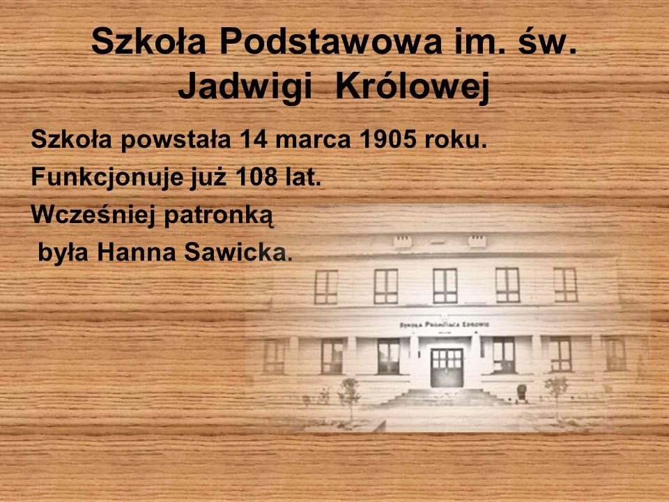 Szkoła Podstawowa im. św. Jadwigi Królowej