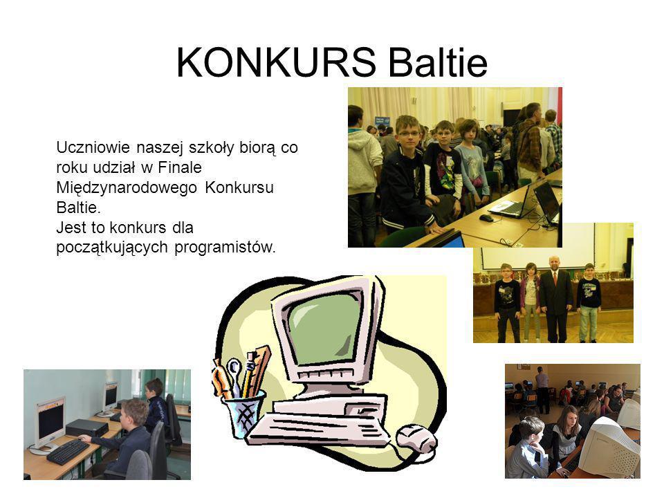 KONKURS Baltie