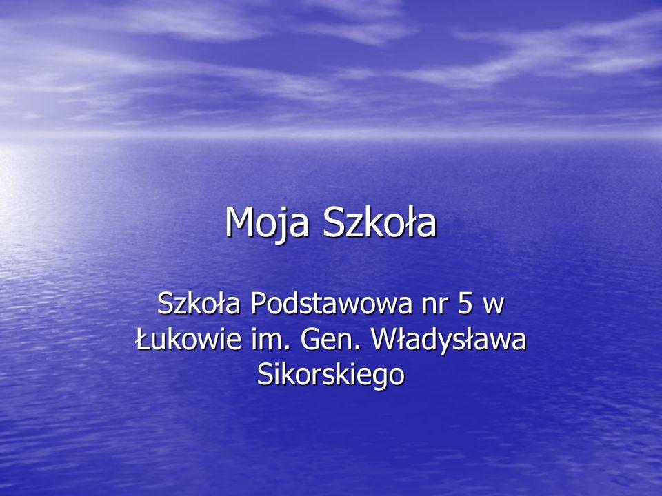 Szkoła Podstawowa nr 5 w Łukowie im. Gen. Władysława Sikorskiego