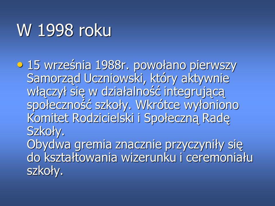 W 1998 roku