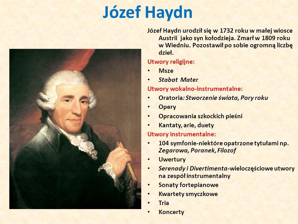 Józef Haydn