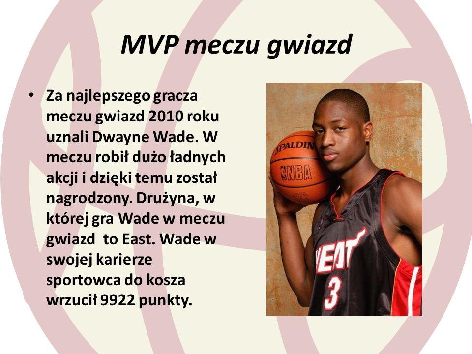 MVP meczu gwiazd