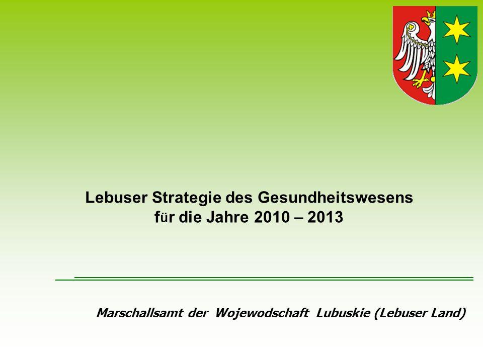 Marschallsamt der Wojewodschaft Lubuskie (Lebuser Land)