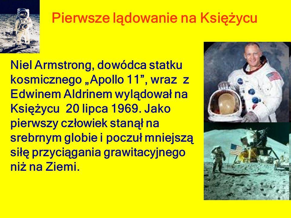 Pierwsze lądowanie na Księżycu