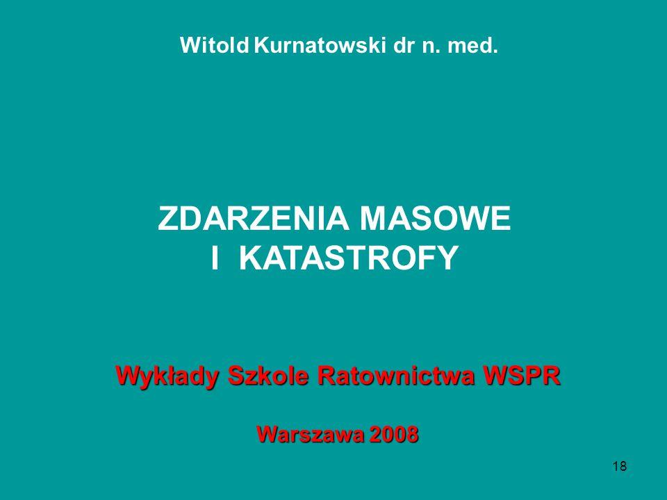 Witold Kurnatowski dr n. med.