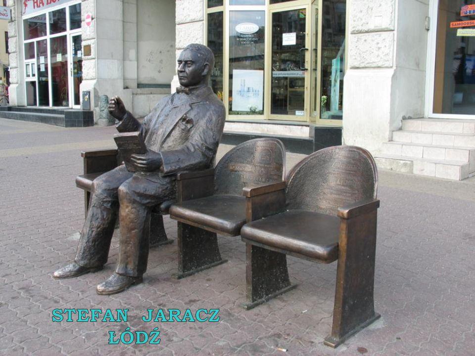 STEFAN JARACZ ŁÓDŹ