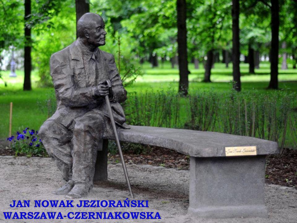 JAN NOWAK JEZIORAŃSKI WARSZAWA-CZERNIAKOWSKA