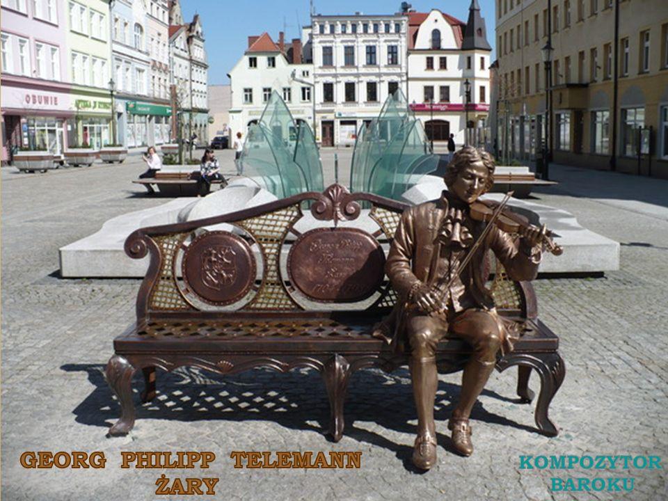GEORG PHILIPP TELEMANN ŻARY