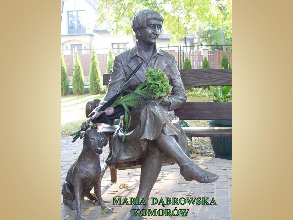 MARIA DĄBROWSKA KOMORÓW