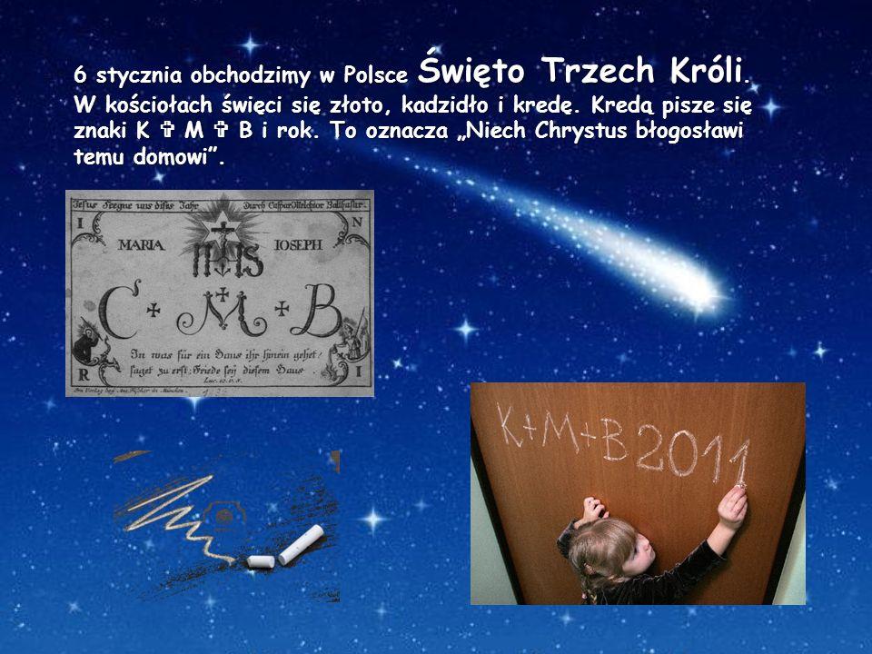 6 stycznia obchodzimy w Polsce Święto Trzech Króli