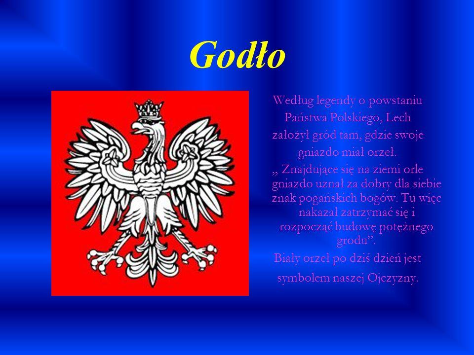 Godło Według legendy o powstaniu Państwa Polskiego, Lech