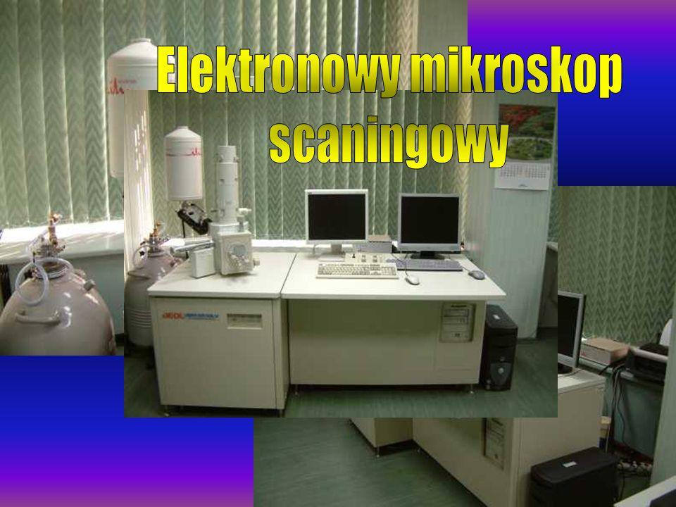 Elektronowy mikroskop