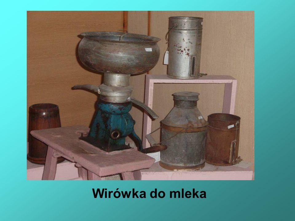 Wirówka do mleka