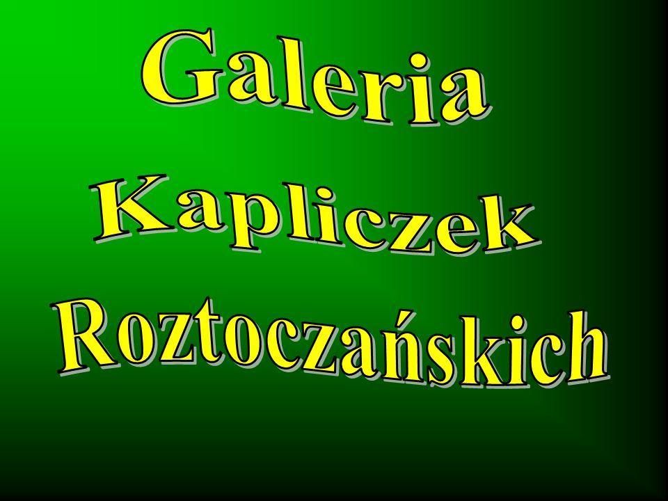 Galeria Kapliczek Roztoczańskich