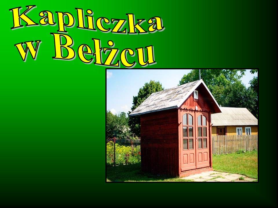 Kapliczka w Bełżcu