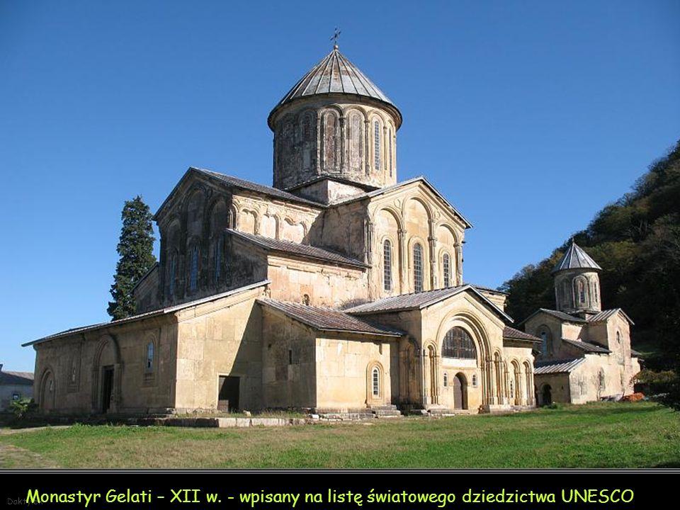 Monastyr Gelati (gruz. გელათის მონასტერი) - monastyr położony niedaleko Kutaisi w zachodniej Gruzji.