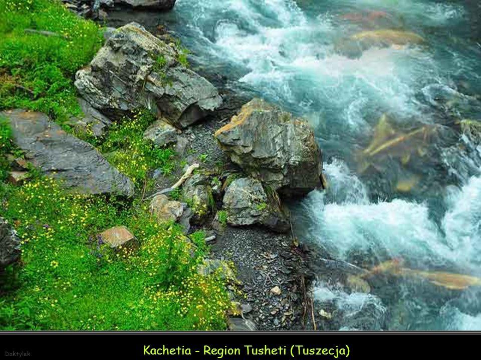 Kachetia - Region Tusheti (Tuszecja)