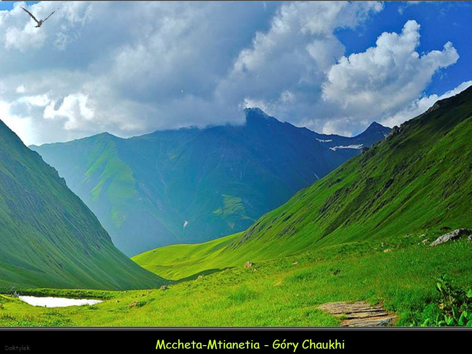 Mccheta-Mtianetia - Góry Chaukhi