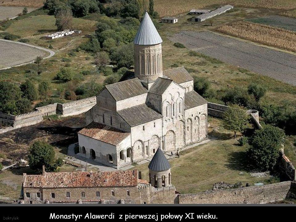 Monastyr Alawerdi z pierwszej połowy XI wieku.