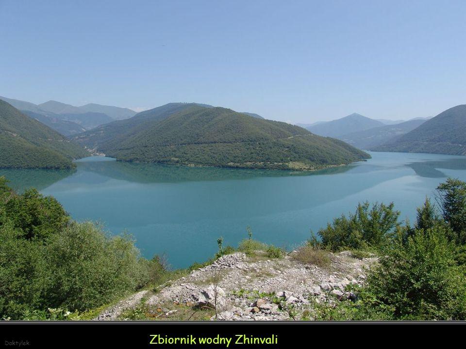 Zbiornik wodny Zhinvali