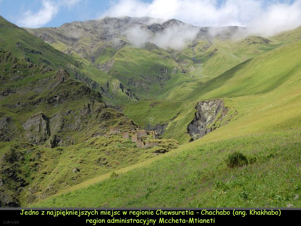 region administracyjny Mccheta-Mtianeti