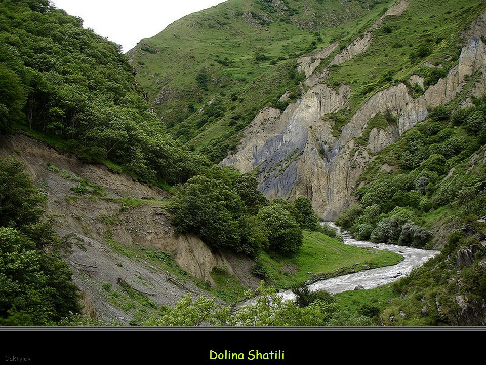 Dolina Shatili