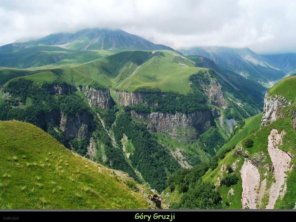 Góry Gruzji