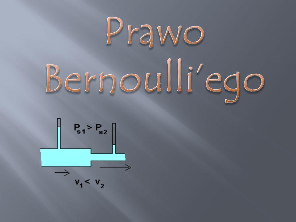 Prawo Bernoulli'ego