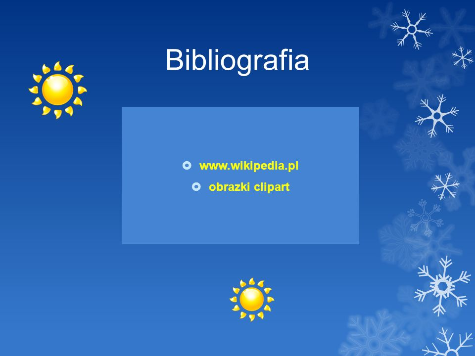 Bibliografia www.wikipedia.pl obrazki clipart