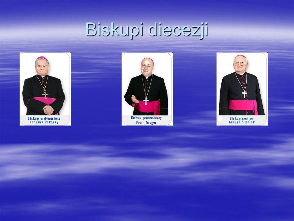 Biskupi diecezji