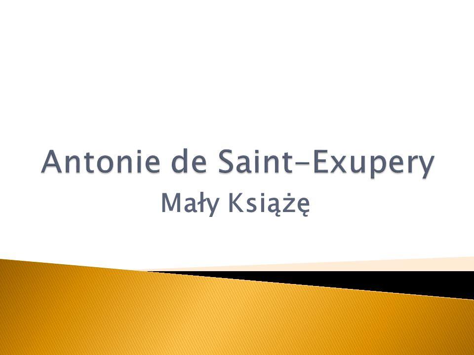 Antonie de Saint-Exupery