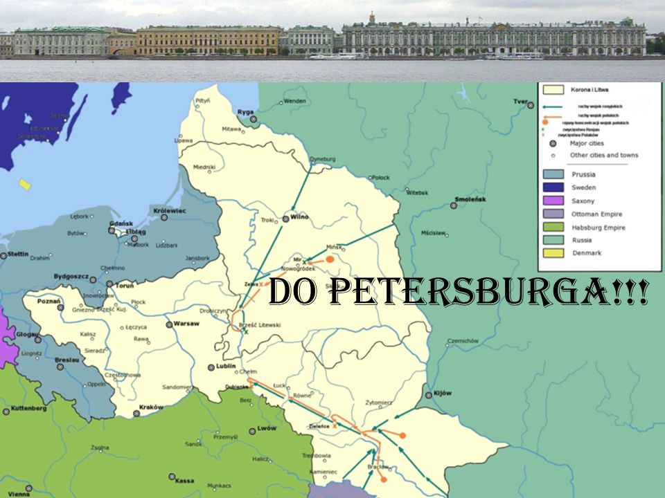 St. Petersburg Do Petersburga!!!