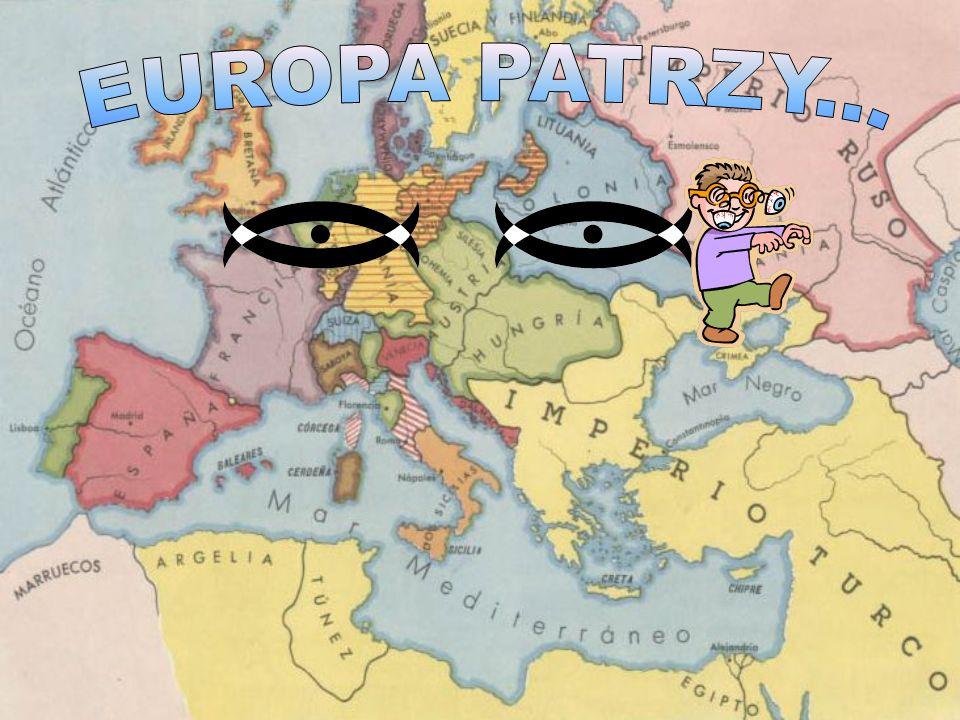 EUROPA PATRZY...