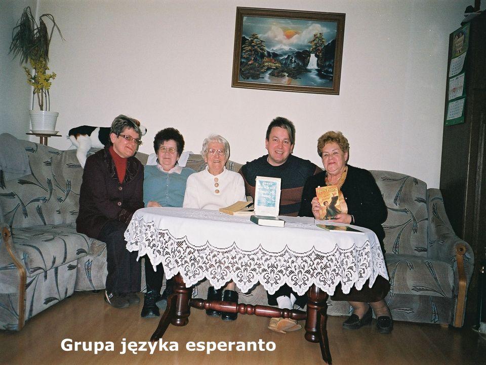 Grupa języka esperanto