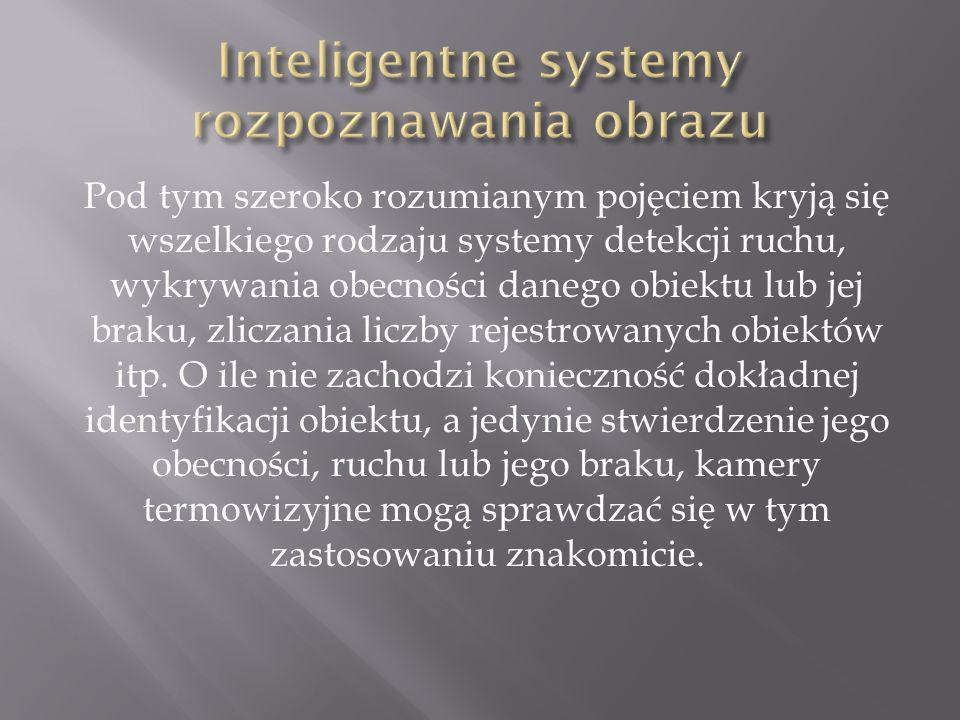Inteligentne systemy rozpoznawania obrazu