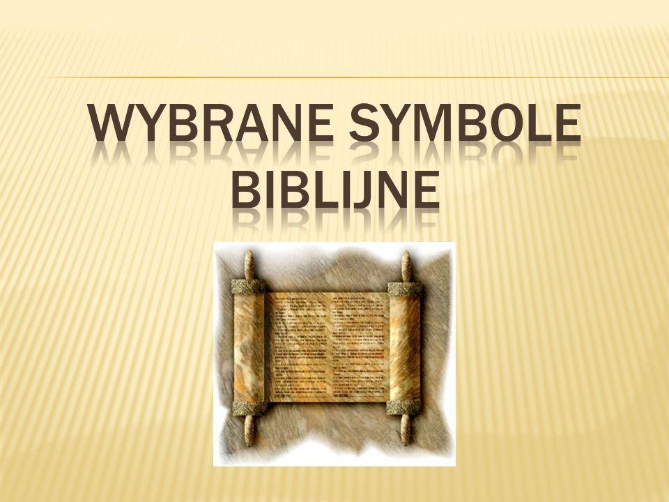 Wybrane symbole biblijne