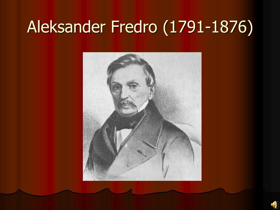 Aleksander Fredro (1791-1876)