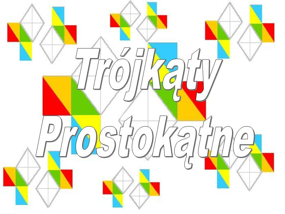 Trójkąty Prostokątne