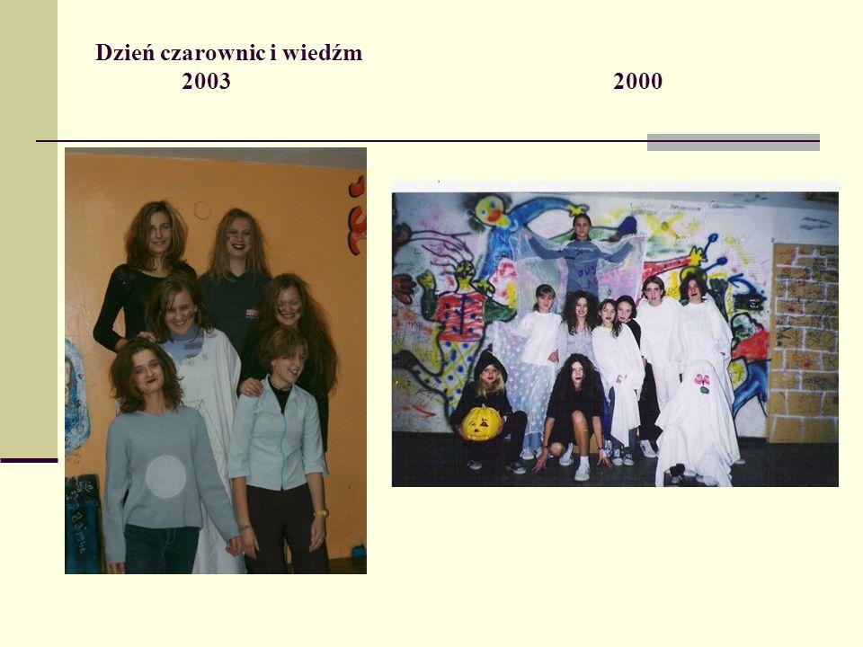 Dzień czarownic i wiedźm 2003 2000