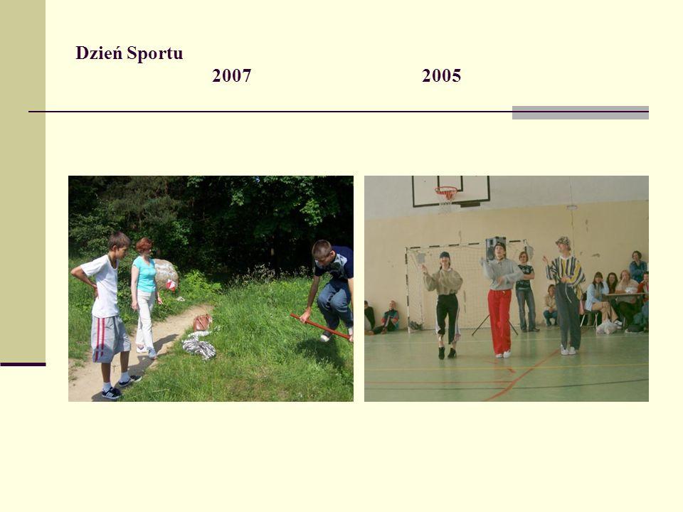 Dzień Sportu 2007 2005