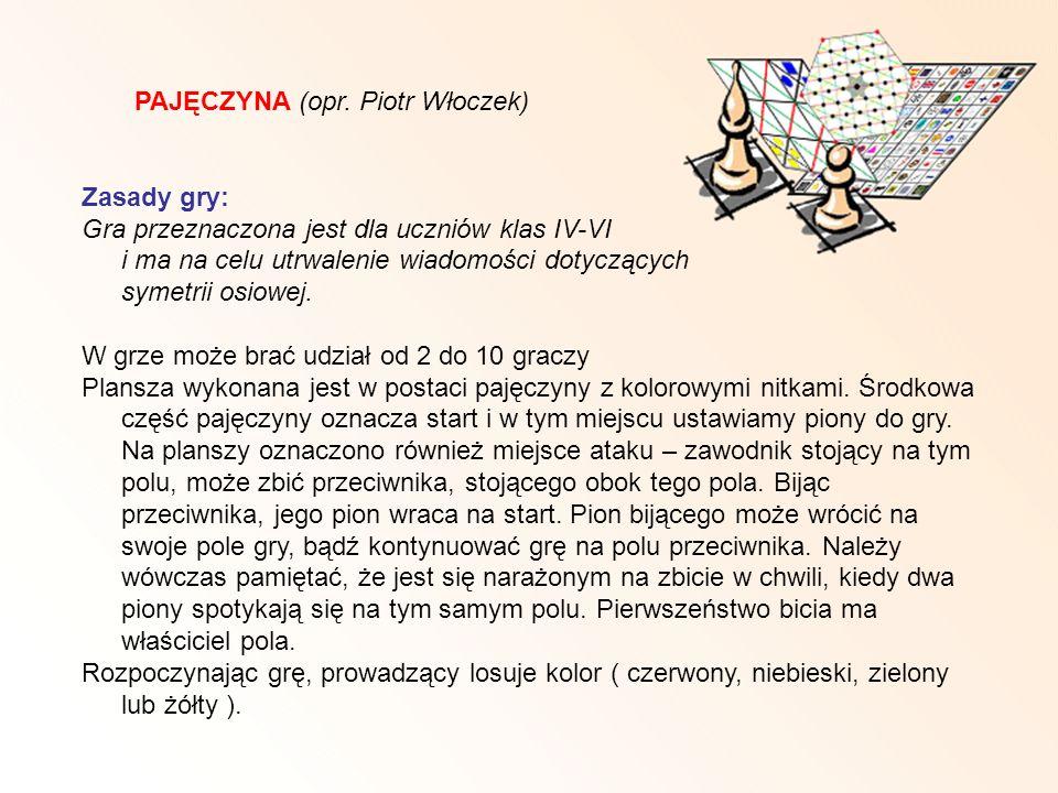 PAJĘCZYNA (opr. Piotr Włoczek)